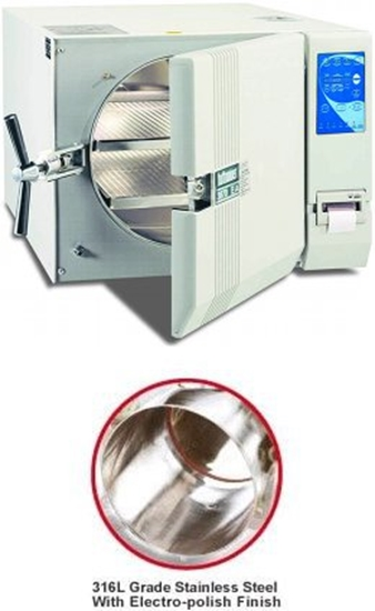 Picture of Reconditioned Tuttnauer 3870EA - Large Capacity Automatic Autoclave