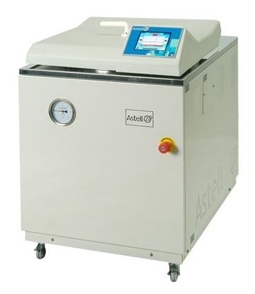 Picture of AMA252BT Astell Top Loading Direct Staem Autoclave
