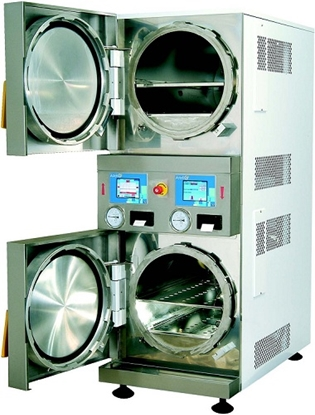 Picture of AMB430TDV ASTELL Duaclave Front Loading Autoclaves