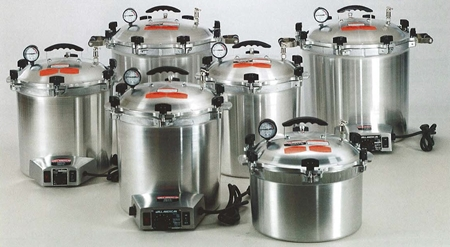 Picture for category All American Top Load Sterilizers