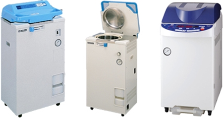 Picture for category Hirayama Top Load Sterilizers