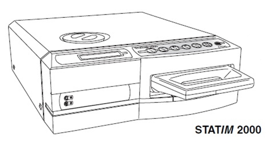Picture of  Reconditioned Statim 2000 Sterilizer