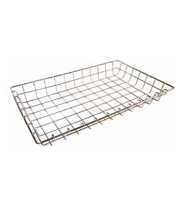 "Picture of Market Forge sterilizer 12"" x 20 x 2-1/2"" Wire Basket"