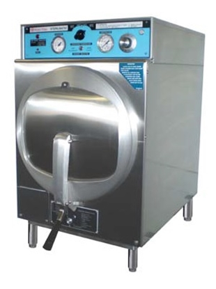 Picture of  Market Forge STM-ELX Autoclave 230V Adjustable  Temperature Three Phase Export Version