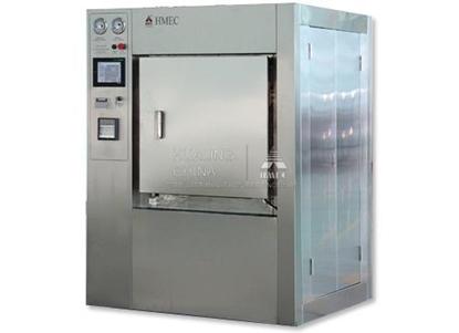 Picture of  Hualing Pulse Vacuum Double Door Sterilizer YXQ.MG-202II-D