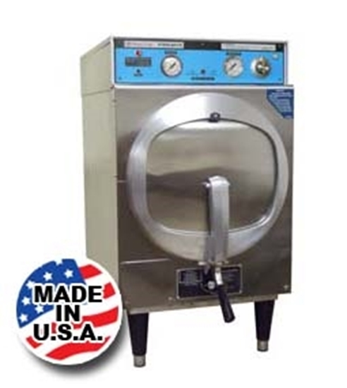 Picture of Recon Market Forge STM-E Autoclave 230V Fixed Temperature Three Phase
