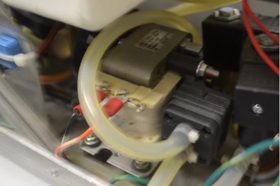Picture of Tuttnauer Sterilizer Air Pump EA, EZ 110 Volt