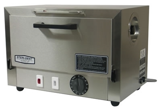 Picture of CPAC SteriDent Manual Dry Sterilizer Model 200 New