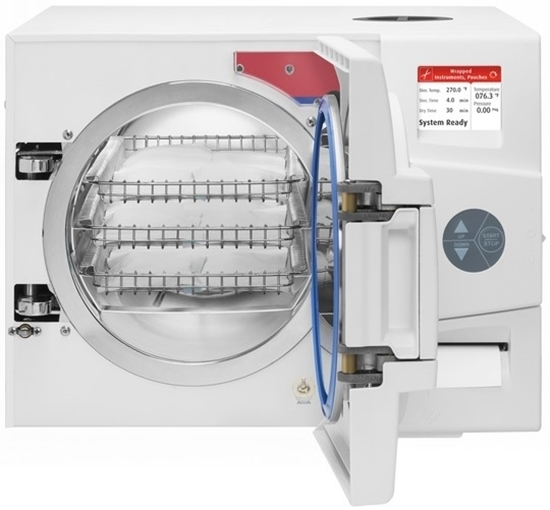 Picture of  Reconditioned Tuttnauer EZ9 Plus Automatic Sterilizer with Printer