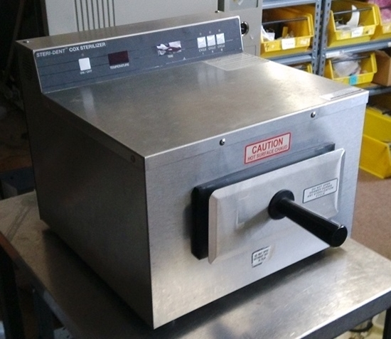 Picture of Cox Fast Dry Sterilizer Reconditioned