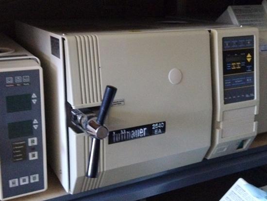 Picture of   Reconditioned Tuttnauer 2540EA Steam Sterilizer