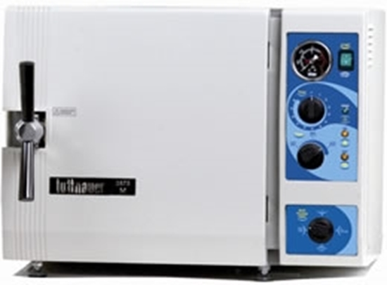 Picture of Tuttnauer OEM Reconditioned 3870M - Large Capacity Manual Autoclave