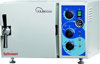Picture of New Open Box Tuttnauer Valueklave 1730 Manual Sterilizer